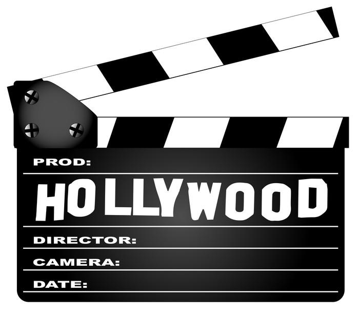 Carta da parati hollywood ciak pixers viviamo per il for Carta da parati vinile