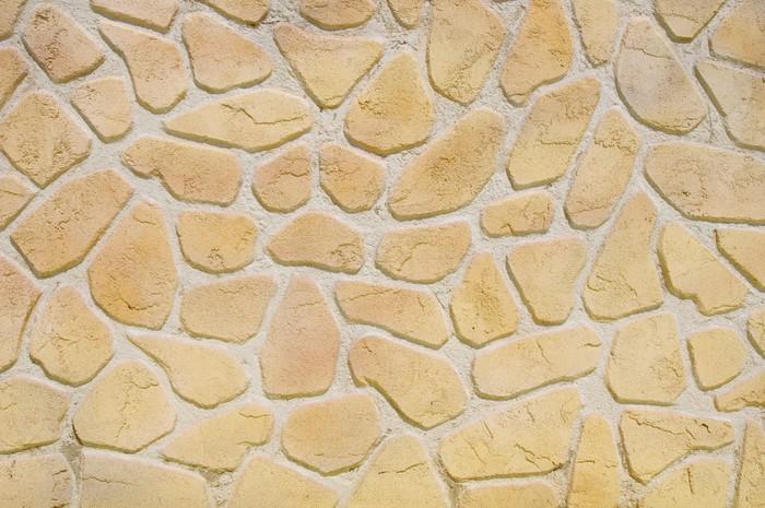 papier peint imitation pierre mur gros plan pixers. Black Bedroom Furniture Sets. Home Design Ideas