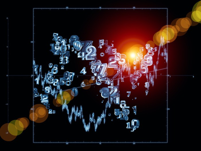 Vinylová Tapeta Synergie geometrie - Vzdělávání