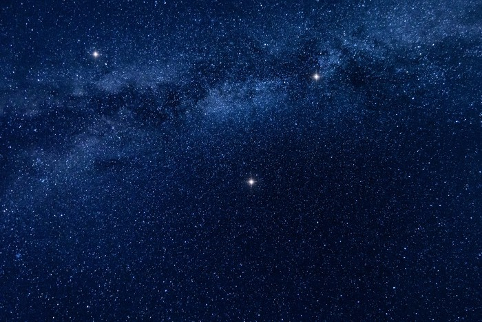 Milky Way Stars Background Wall Mural Pixers 174 We Live