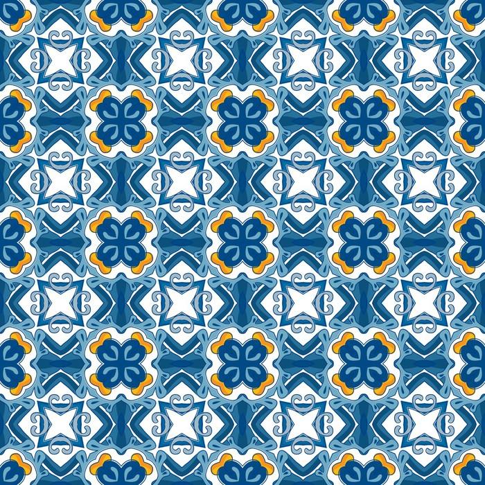 Fotomural azulejos portugueses pixers vivimos para cambiar - Azulejos portugueses comprar ...