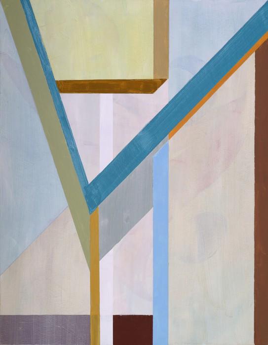 Vinylová Tapeta Abstraktní malbu - Život