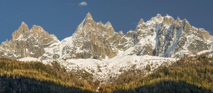 Vinylová Tapeta Mont-Blanc pre-držáky nést Chamonix ve Francii - Úspěch