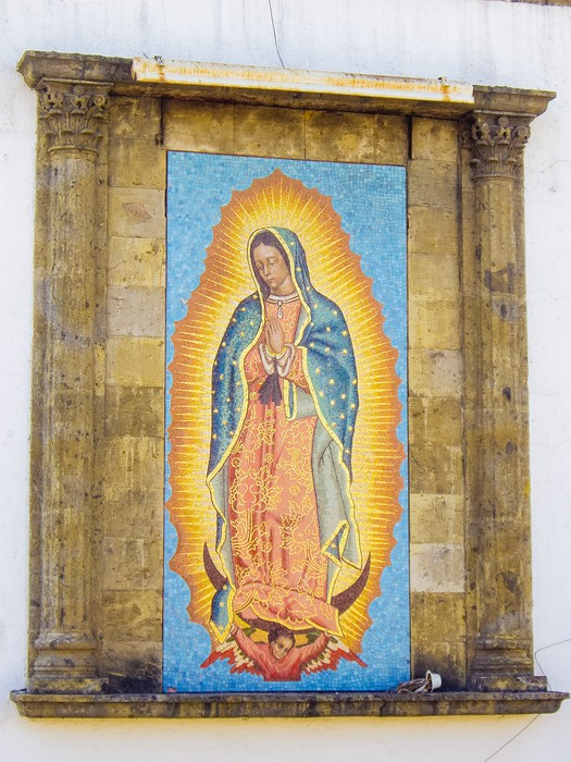 Our Lady Of Guadalupe Shrine Wall Mural Pixers 174 We