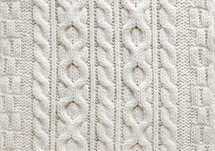 papier peint c ble tricot tissu de fond pixers nous vivons pour changer. Black Bedroom Furniture Sets. Home Design Ideas