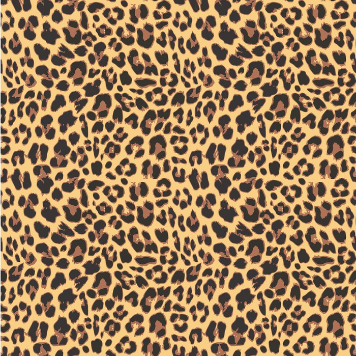 papier peint leopard design pattern vecteur de fond illustration pixers nous vivons pour. Black Bedroom Furniture Sets. Home Design Ideas