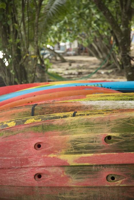 Vinylová Tapeta Surfovací prkno - Prázdniny