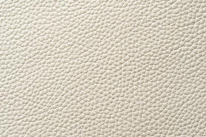 Papier peint gros plan sans soudure texture de cuir blanc for Kitchen cabinets lowes with poser papier peint