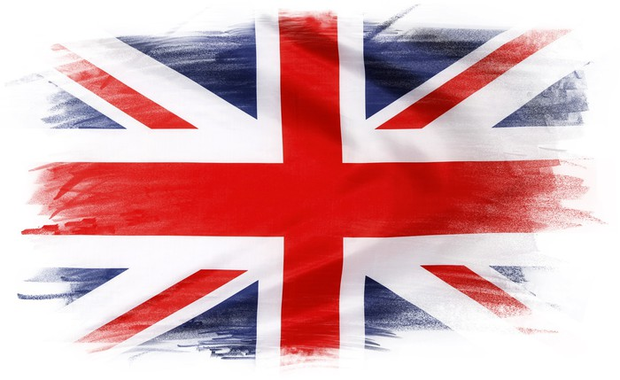 sticker union jack pixers nous vivons pour changer. Black Bedroom Furniture Sets. Home Design Ideas