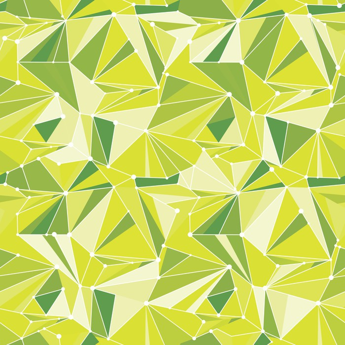 Vinylová Tapeta Bezešvé geometrický vzor. - Umění a tvorba