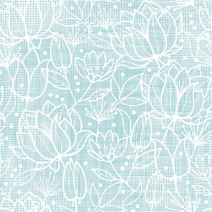 papier peint bleu fleurs en dentelle textile seamless fond pixers nous vivons pour changer. Black Bedroom Furniture Sets. Home Design Ideas