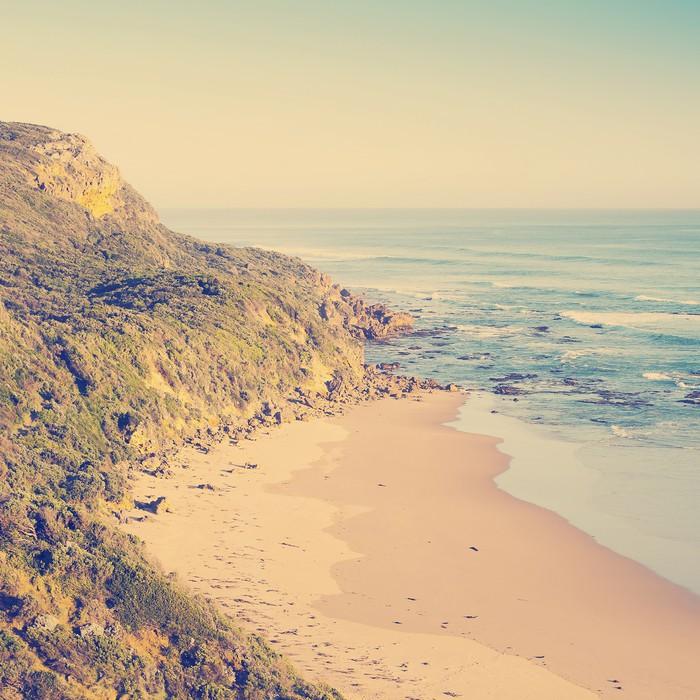 Vinylová Tapeta Great Ocean Road Instagram styl - Voda