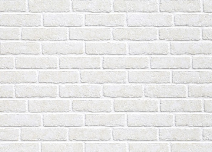 White Brick Wall Background Wall Mural Pixers 174 We Live
