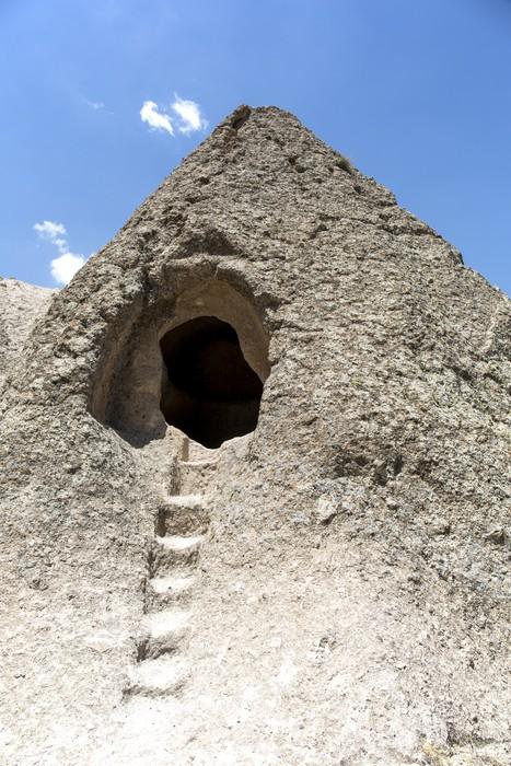 Vinylová Tapeta Jeskyně dům v Kappadokii, Nevhehir, Turecko - Jiné