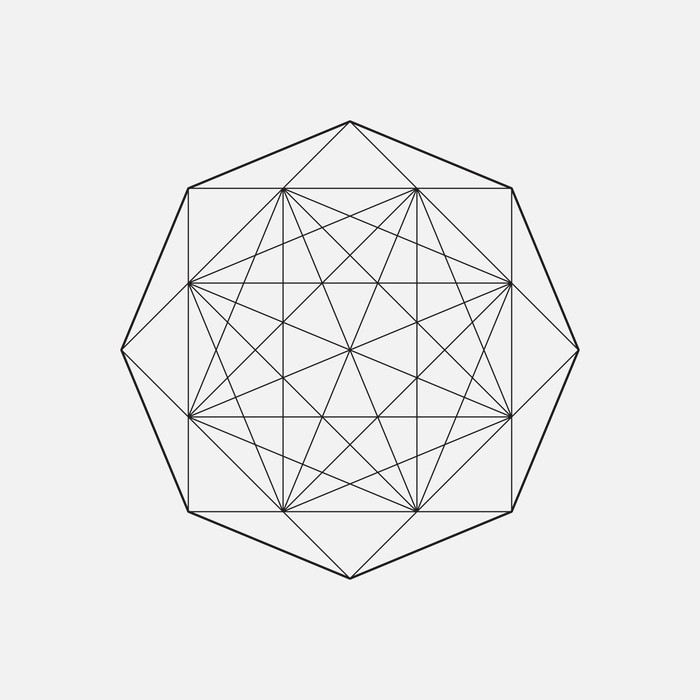 Papier peint motifs forme g om trique conception d 39 toile pixers nous vivons pour changer - Papier peint forme geometrique ...