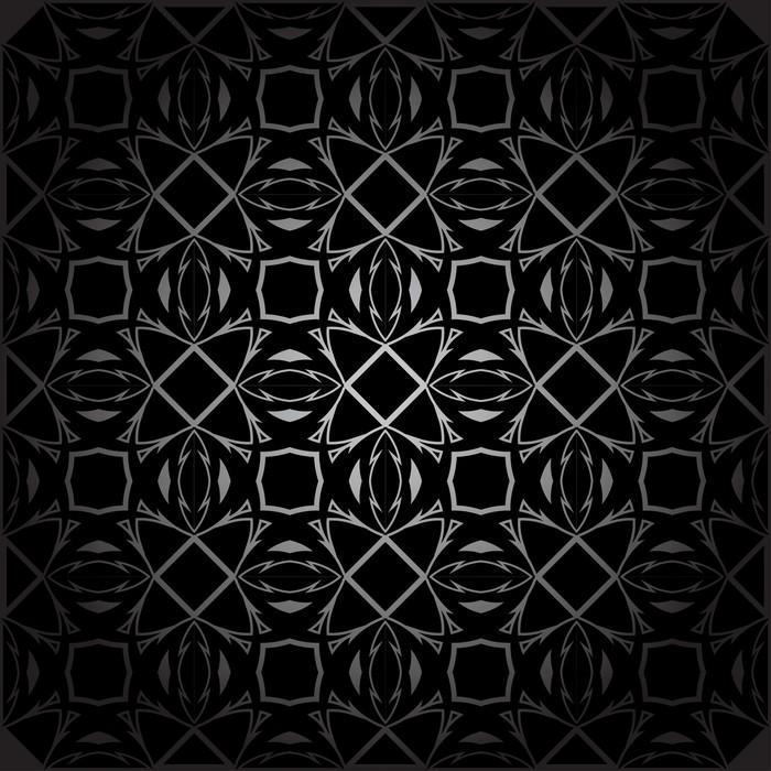 Vinylová Tapeta Geometrie vzor - Pozadí