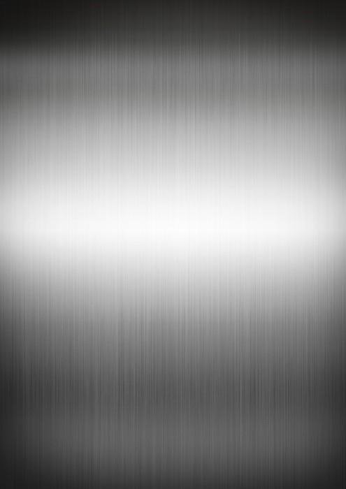 Fotomural Plata Textura De Fondo De Metal Pulido Pixers