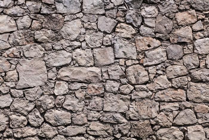 P ster piedra real textura de la pared pixers vivimos - Posters para pared ...