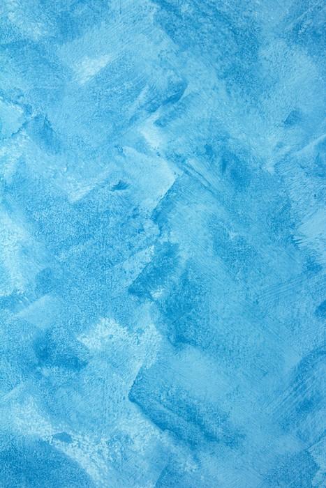 Vinylová Tapeta Textura modrém pozadí - Struktury