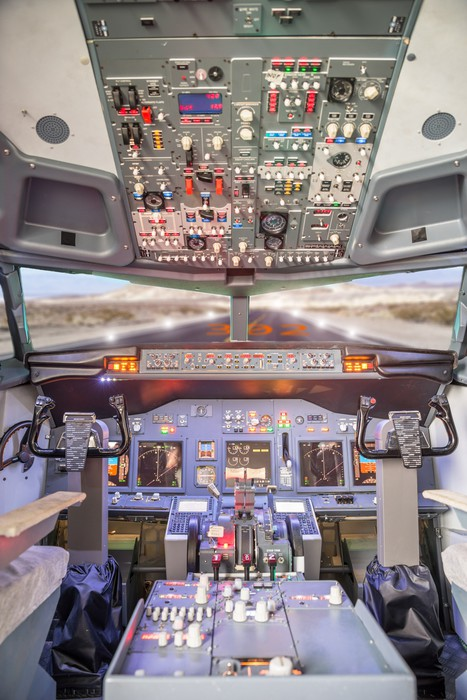 aircraft cockpit wall mural pixers we live to change