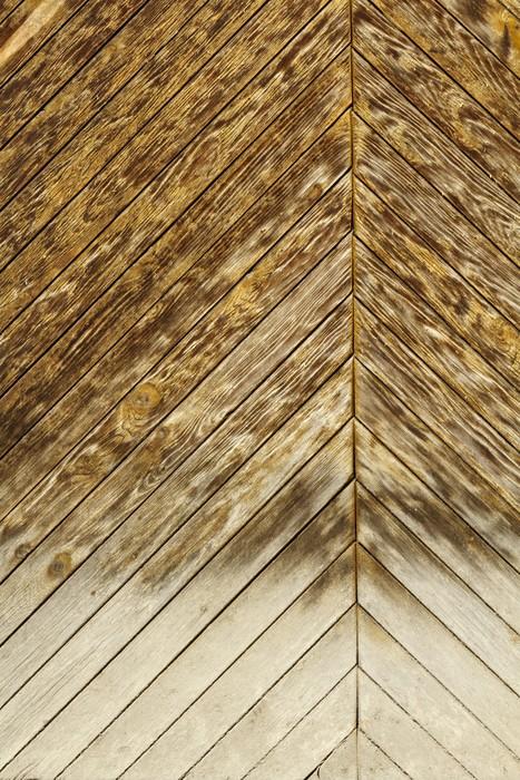 Vinylová Tapeta Dřevěné pozadí - Pozadí
