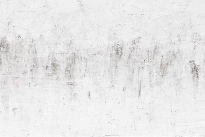 white concrete wall with dirty stucco background photo texture