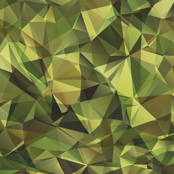 Abstract Vector Military Camouflage Background Wall Mural • Pixers ...