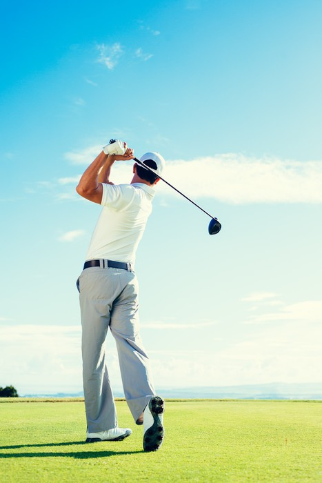 Vinylová Tapeta Golf - Golf