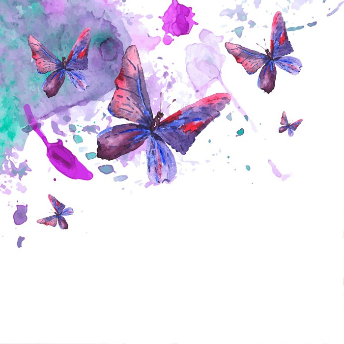 papier peint motif papillon papier peint papillon girls only cas lio chambre d 39 enfant. Black Bedroom Furniture Sets. Home Design Ideas