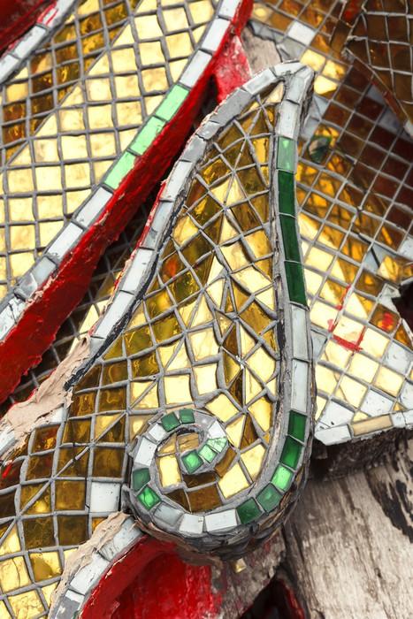 Vinylová Tapeta Dlaždice dekorace, detaily architektura - Surové materiály