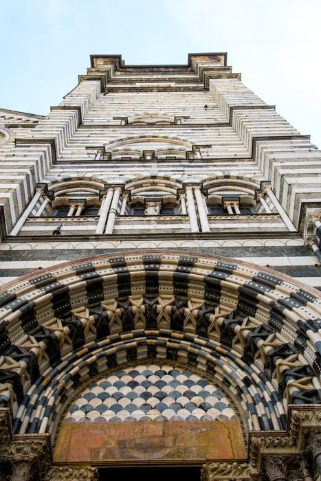 Vinylová Tapeta Genova - Veřejné budovy