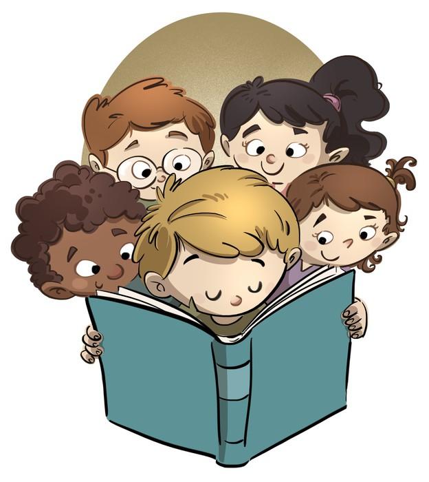 Bildergebnis für niños leyendo