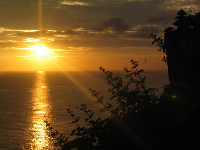 Vinyltapete Bali 1 - Himmel