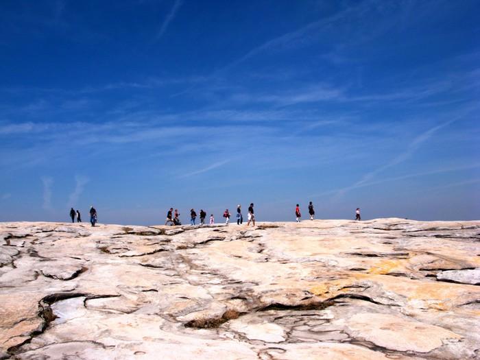 Vinylová Tapeta Stone Mountain Monument - Amerika