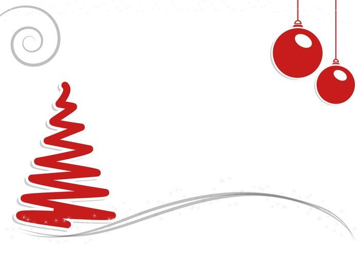 Vinylová Tapeta Vánoční přání - Mezinárodní svátky