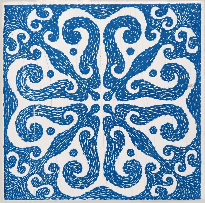 Sticker carrelage traditionnel de porto portugal pixers for Carrelage portugal