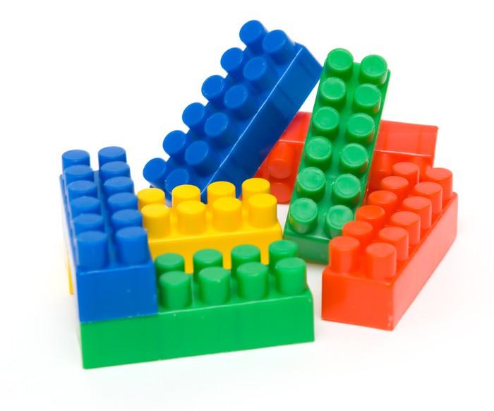 papier peint blocs jouets pixers nous vivons pour changer. Black Bedroom Furniture Sets. Home Design Ideas