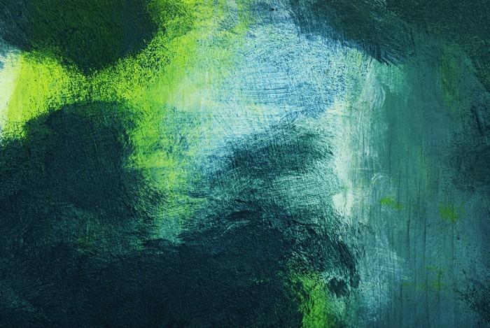 Papier peint macro de la peinture abstraite color e pixers nous vivons pour changer - Peinture abstraite coloree ...