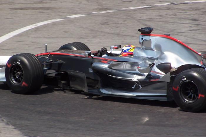 Tableau sur Toile Montoya Monaco 2006 - Thèmes