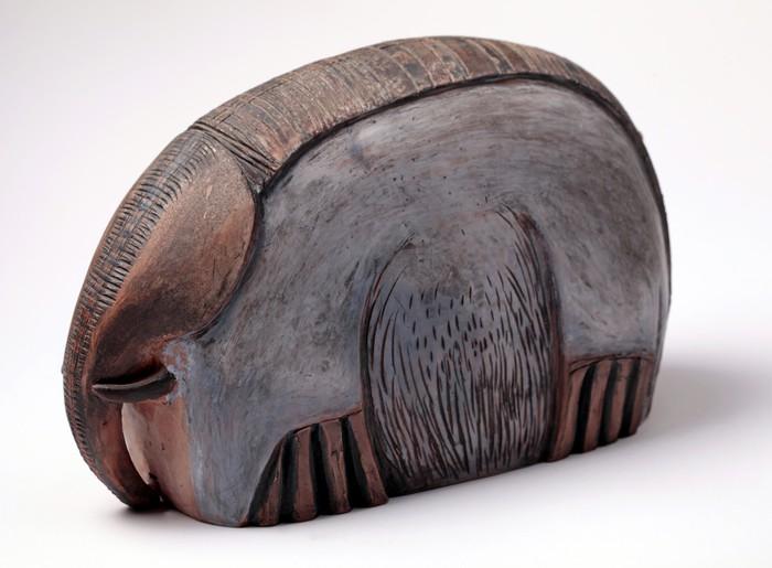 fototapete handarbeit keramik elefant skulptur pixers. Black Bedroom Furniture Sets. Home Design Ideas