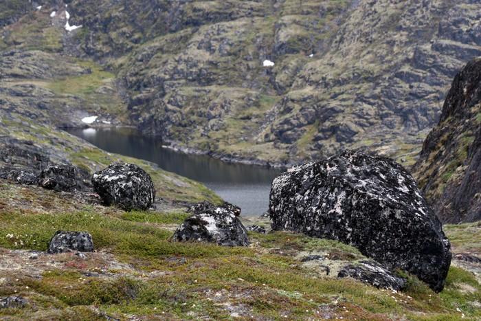 Vinylová Tapeta Údolí Sermermiut poblíž Ilulissat, Grónsko - Severní a jižní pól