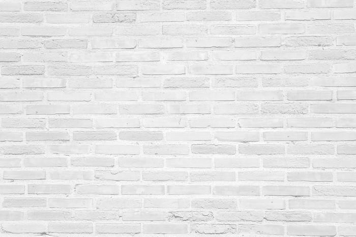 Carta da parati bianco muro di mattoni grunge texture di for Carta da parati muro di mattoni