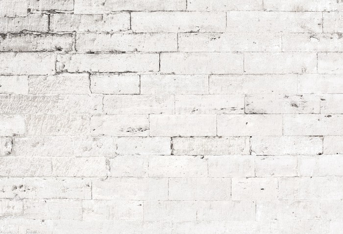 old white brick wall background Wall Mural Pixers We live to change