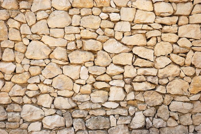 Vinilo pixerstick pared piedra textura pixers vivimos - Piedra natural para paredes ...