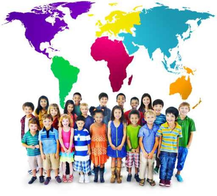 Global globalization world map environmental concservation conce global globalization world map environmental concservation conce vinyl wall mural people gumiabroncs Image collections