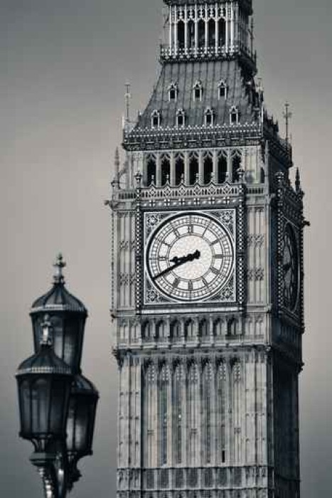 Vinylová Tapeta Big Ben detailní - Stavby a architektura
