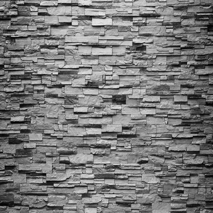 Vinilo pixerstick textura de la pared de piedra para el fondo pixers vivimos para cambiar - Textura pared ...