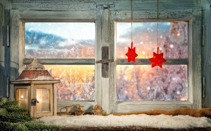 Decorazione Finestre Per Natale : Addobbi natalizi per esterno vesti l outdoor a festa dalani e