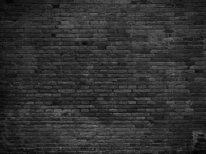 papier peint une partie de noir peint mur de briques vide pixers nous vivons pour changer. Black Bedroom Furniture Sets. Home Design Ideas