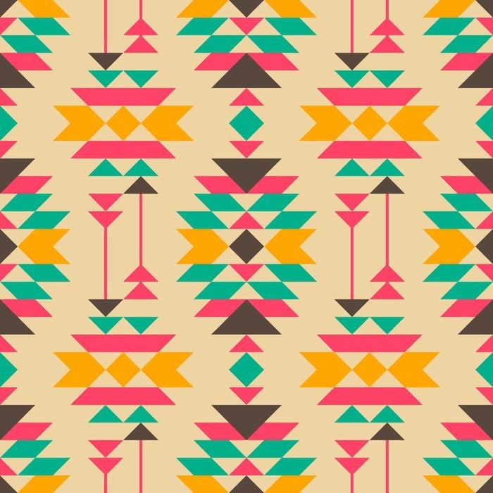 papier peint seamless style am ricain natif pixers nous vivons pour changer. Black Bedroom Furniture Sets. Home Design Ideas